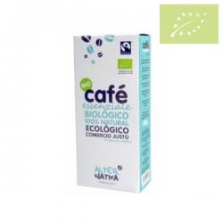 Café natural Essenziale 250g molido Ecológico
