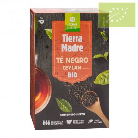 Té negro Ceylan OI Ecológico