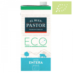 Leche Buen Pastor 1l ENTERA Ecológica